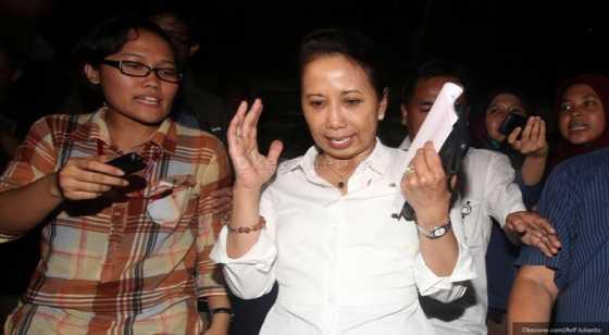 Menteri Rini Minta BUMN Jangan Saling 'Cakar-cakaran'