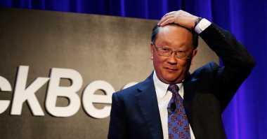 BlackBerry Akhirnya Nyerah di Bisnis Ponsel