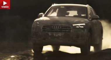 Bertarung dengan SUV Mercy & BMW, Audi Hadirkan Q5 Terbaru