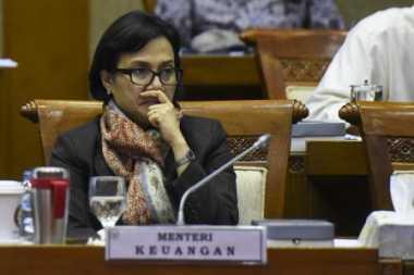 \Peserta Tax Amnesty Membeludak, Sri Mulyani Titip Pesan untuk Menteri Rini\