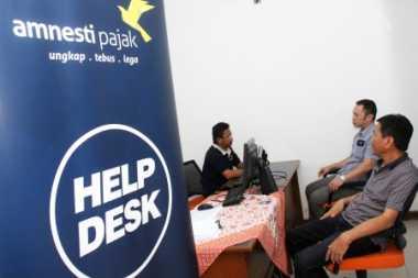 \Tax Amnesty Banjir Peminat, Sri Mulyani Batalkan Penghematan Anggaran?\