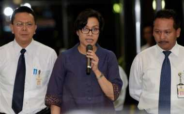 \Jelang Akhir Periode I, Sri Mulyani Tegaskan Tak Akan Perpanjang Tax Amnesty\