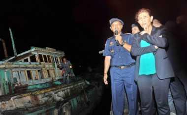 \Berantas Illegal Fishing, Pemerintah Amankan 37% BBM\