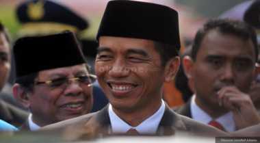 \Takut 'Ditabrak' Asing, Jokowi Minta PT Pos Jadi Platform Logistik Nasional\