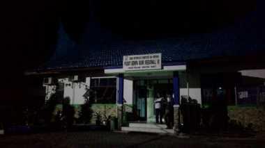 Stasiun BMKG Padang Panjang Terbakar, Informasi Gempa Terganggu