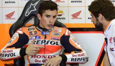Sadar Rossi & Lorenzo Punya Tekanan, Marquez Tenang Hadapi Sisa Musim