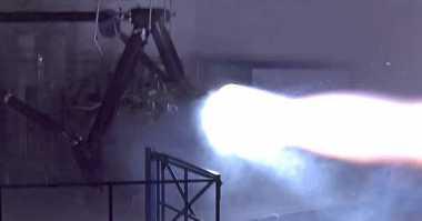 Ini Kekuatan Roket Pembawa Manusia ke Mars