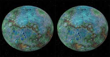 Merkurius, Planet Dalam Tata Surya yang Memiliki Gempa?