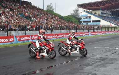 Marc Marquez & Dani Pedrosa Bakal ke Indonesia Lagi