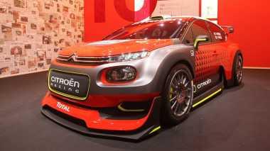 Citroen C3 WRC Berkonsep Balap Tenaganya 385 Hp