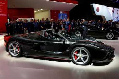 Harga Rp26 M, 200 LaFerrari Aperta Ludes Terjual Sebelum Diluncurkan