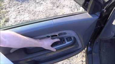 Penyebab Power Window Mobil Macet