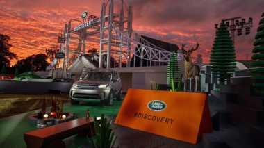 Jembatan London Jadi Simbol Peluncuran Land Rover New Discovery