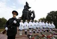 Ukraina Peringati Pembantaian 33 Ribu Warga Yahudi di Babi Yar
