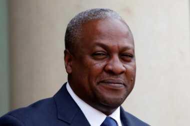 Presiden Ghana Dibebaskan dari Tuduhan Korupsi Mobil Ford