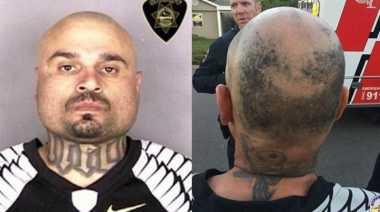 Pencuri Cukur Rambut dengan Hand Sanitizer di Rumah Korbannya