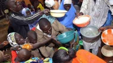 Tinggal di Wilayah Boko Haram, PBB: Puluhan Ribu Terancam Tewas Kelaparan