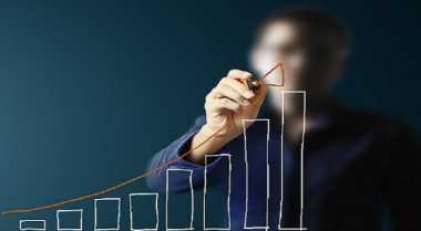 \Pertumbuhan Ekonomi AS Direvisi Naik Jadi 1,4%\