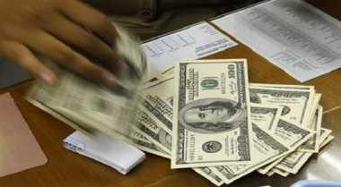 \Dolar AS Menguat Didukung Data PDB Positif\