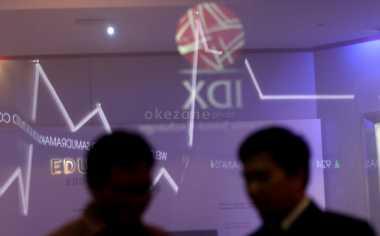 \IHSG Turun Tipis 5 Poin, Indeks Asia Mayoritas 'Merah'\
