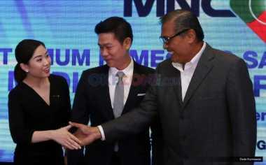 \   MNC Targetkan Pertumbuhan Laba Bersih 7%   \