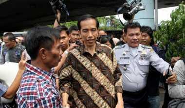 \Jokowi Tak Mau Bicarakan Target Tax Amnesty   \