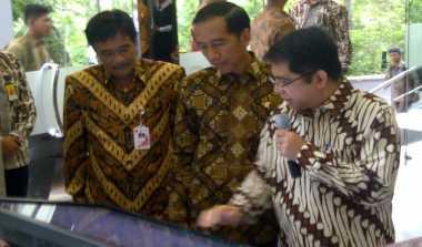 \Jokowi Banyak Dapat Banyak Data untuk Benahi Reformasi Perpajakan   \