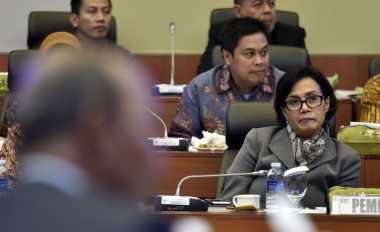 \Sri Mulyani Pamerkan Kehebatan Pegawai Pajak ke Jokowi   \