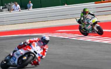 Cal Crutchlow Sempat Ingin Kembali ke Ducati