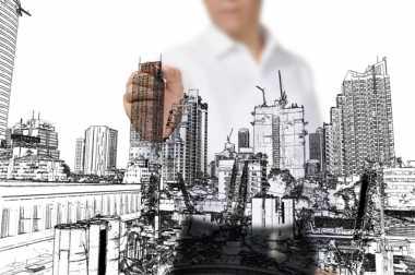 \Pertumbuhan Industri Konstruksi Harus Diimbangi Kompetensi Tenaga Kerja\