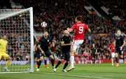 Zlatan Ibrahimovic Sukses Pecahkan Kebuntuan Man United