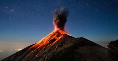 Manfaat Gunung Berapi bagi Kehidupan di Bumi