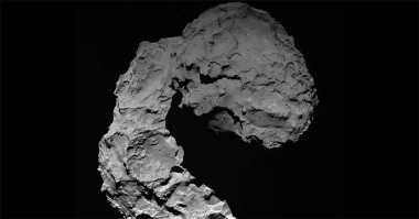 Misi Rosetta ESA Diprediksi Mendarat Hari Ini