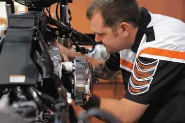 Fasilitas Diler Tak Ada, Pemilik Harley Davidson Kesulitan Cari Sparepart