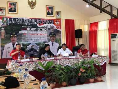 Jaringan Serat Optik Perbatasan Kalimantan-Malaysia Rampung 2018