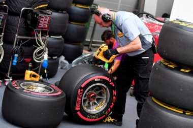 Ban Baru Pirelli Tambah Kecepatan F1 Lima Detik/Lap
