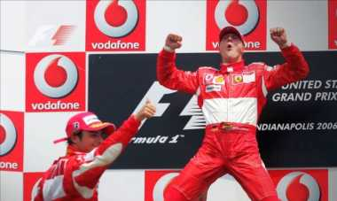 Top Sport: Empat Pembalap F1 yang Paling Sering Menang di GP Amerika Serikat