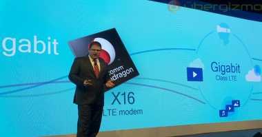 Kalahkan Huawei, Kecepatan Unduh Modem Snapdragon Capai 1 Gbps?