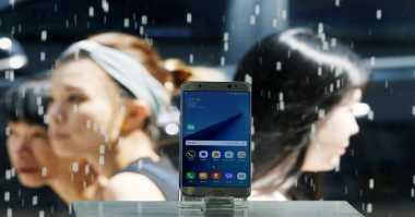 Baterai Samsung Meledak Bukan Ranah Kominfo