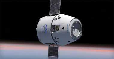 SpaceX Kembali Gunakan Kapsul Dragon untuk Kargo