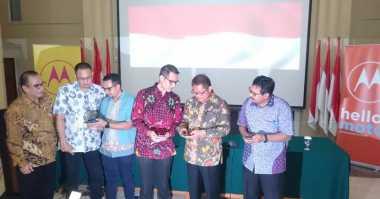 Dukung Kandungan Lokal, Ponsel 4G Bakal Diproduksi di Banten