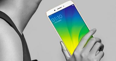 Tiru iPhone 6, Oppo R9S Plus dengan Kamera Sony IMX398