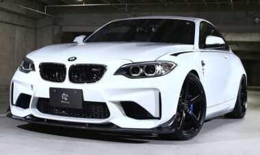 Modifikasi 3D Design, Bikin BMW M2 Tampak Agresif