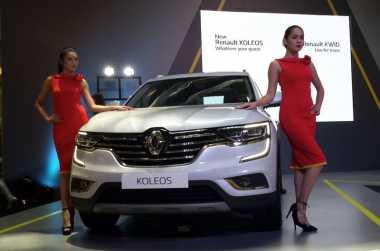 Platform Sama, Mobil Renault Kwid & Koleos Bisa Pakai Suku Cadang Nissan