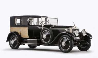 Rolls-Royce Klasik Terinspirasi dari Ratu Prancis Ini Ditaksir Laku Rp11 M