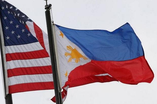 """Filipina Nyatakan """"Pisah"""" dari AS, Washington Tuntut Penjelasan"""