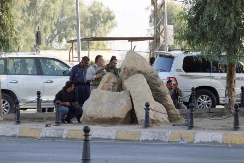 Mosul Diserang, Militan Balas Serbu Kirkuk