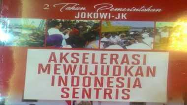 \2 Tahun Jokowi-JK Dirayakan dengan Peluncuran Buku\