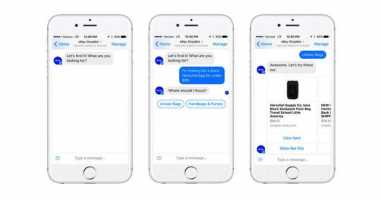 Kemunculan Fitur Chatbots di Facebook Messenger