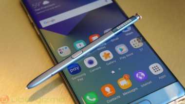 Tujuh Fakta Insiden Galaxy Note 7